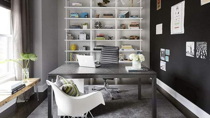 Single Family Model Home Design Trends for The Office Home Office Decor Ideas