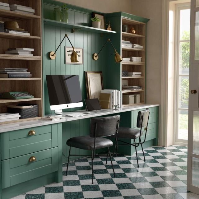 home office wfh design ideas 1626262623 Home Office Decor Ideas