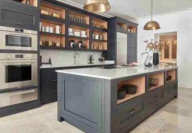 shaker style cabinets, Shaker cabinet doors, oak cabinets, black cabinet, gray kitchen cabinets, wood kitchen cabinets,