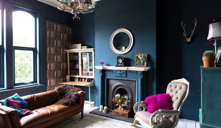 ij Victorian Style Interior Design