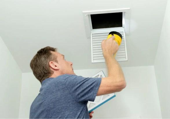 HVAC yearly maintenance