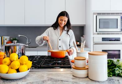 How to Create an Environmentally-Friendly Kitchen