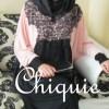 abaya dentelle