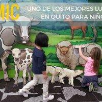 10 razones para visitar el MIC, uno de los mejores lugares de diversión en Quito para niños.