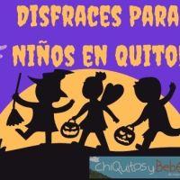 Disfraces Para Niños en Quito