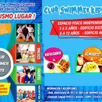 Cursos de Verano disfruta de sus vacacionales en Swimmer Kids