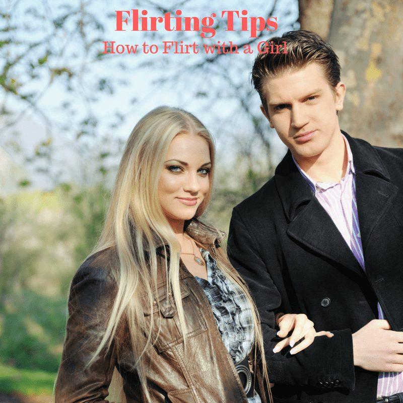 Wie mit frauen flirten