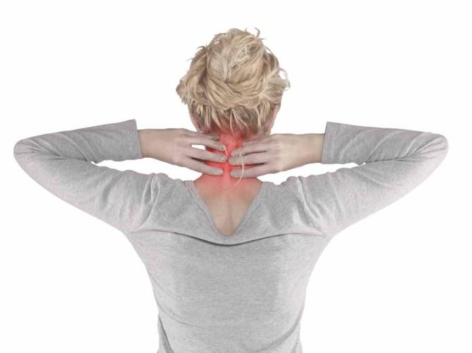 las vegas upper back & neck pain