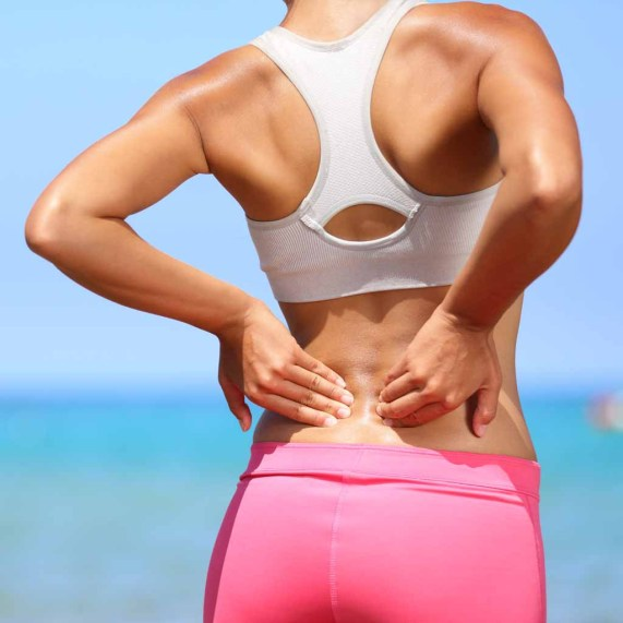 las vegas lower back pain
