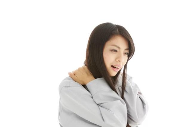 首こりは体に悪影響を与える