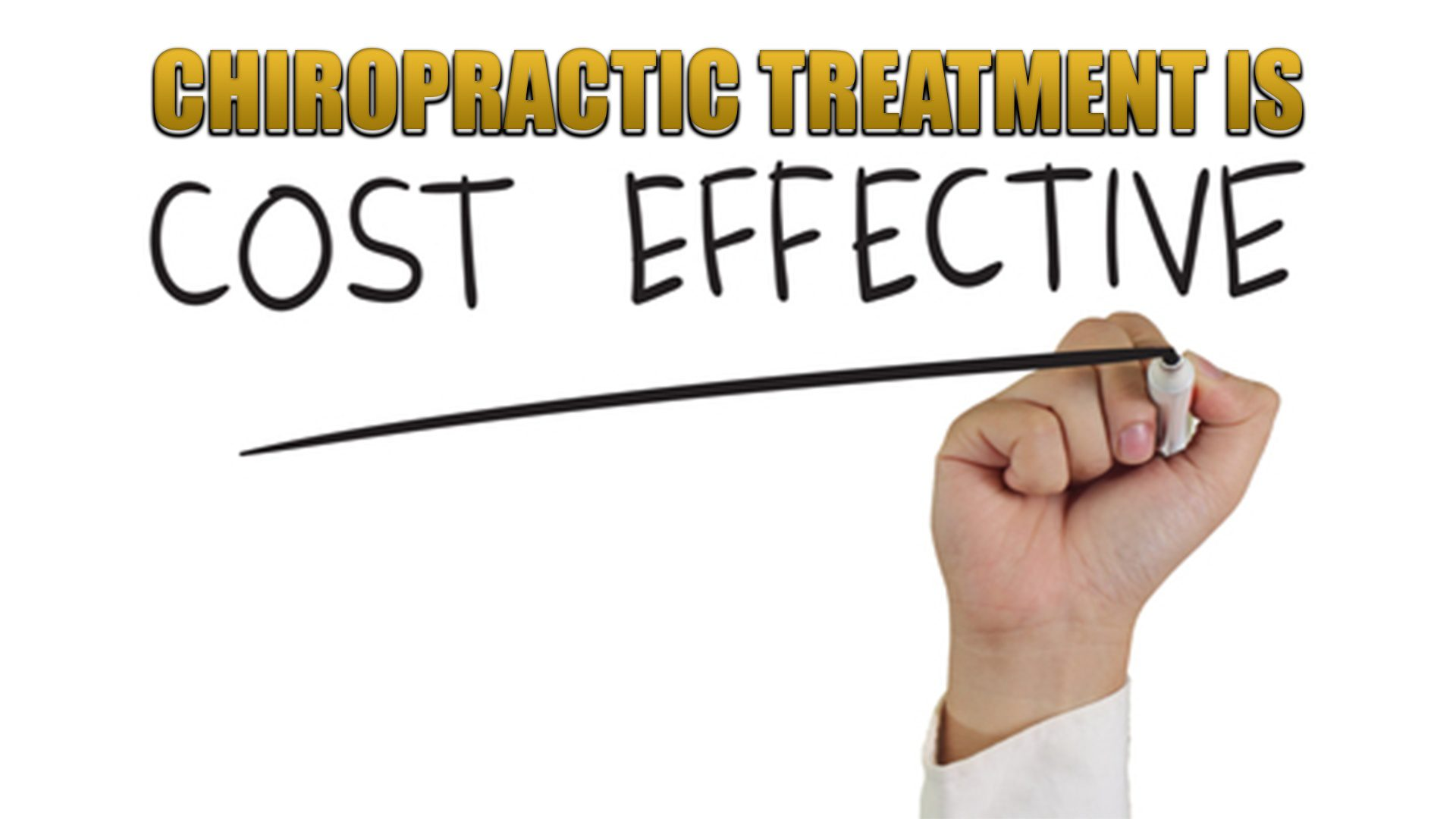 Cost Effectiveness Of Chiropractic Treatment In El Paso, TX.
