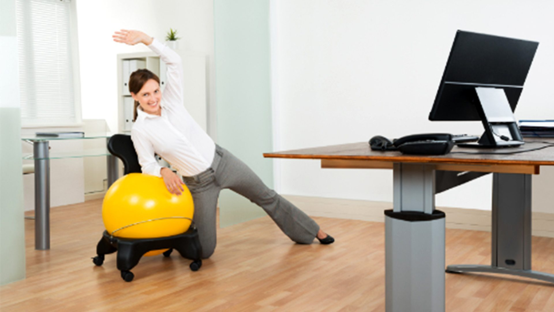 Incorporate Movement Into Your Workplace