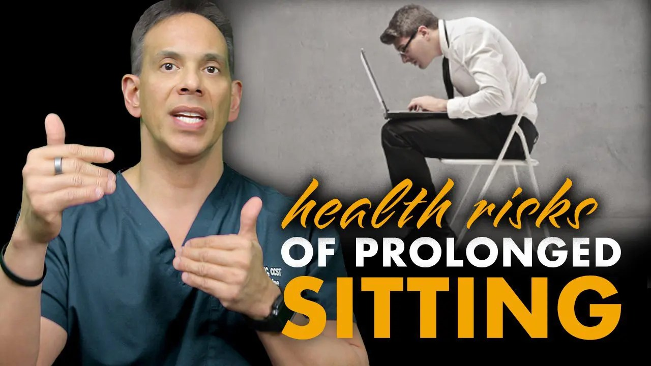 How Prolonged Sitting Takes A Toll On Your Health El Paso, TX.