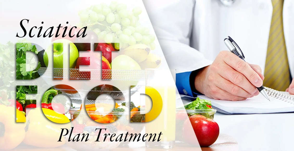 Sciatica Diet Food Plan Treatment | El Paso, TX Chiropractor