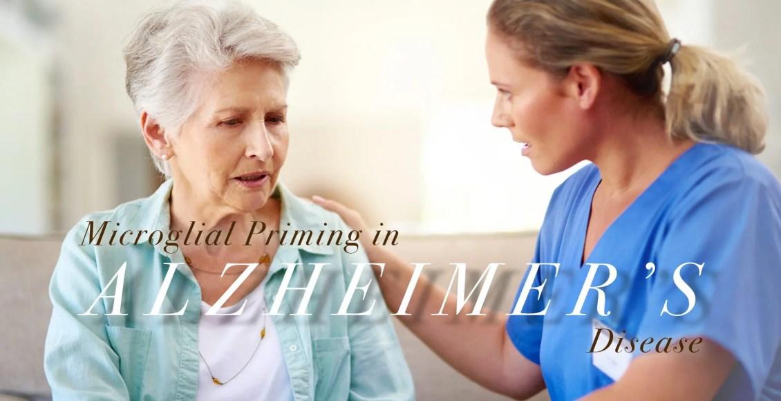Microglial Priming in Alzheimer's Disease | El Paso, TX Chiropractor