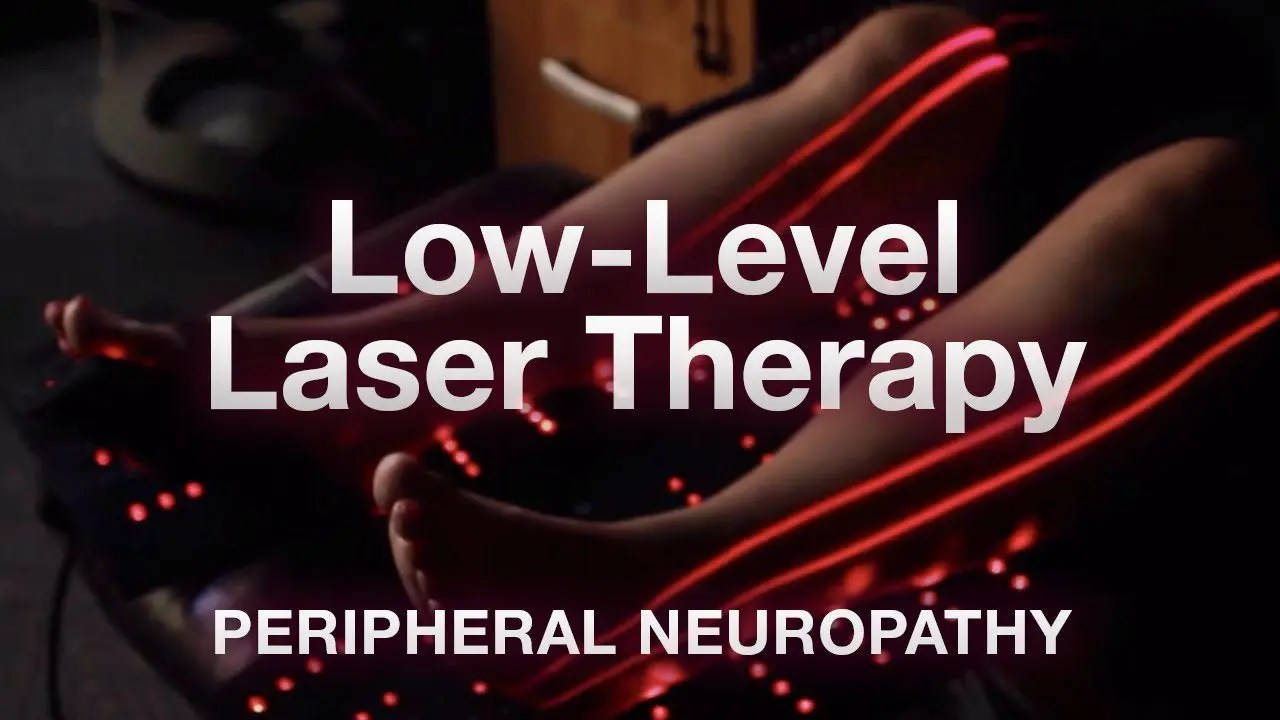 LLT Laser Therapy for Peripheral Neuropathy | El Paso, TX (2019)