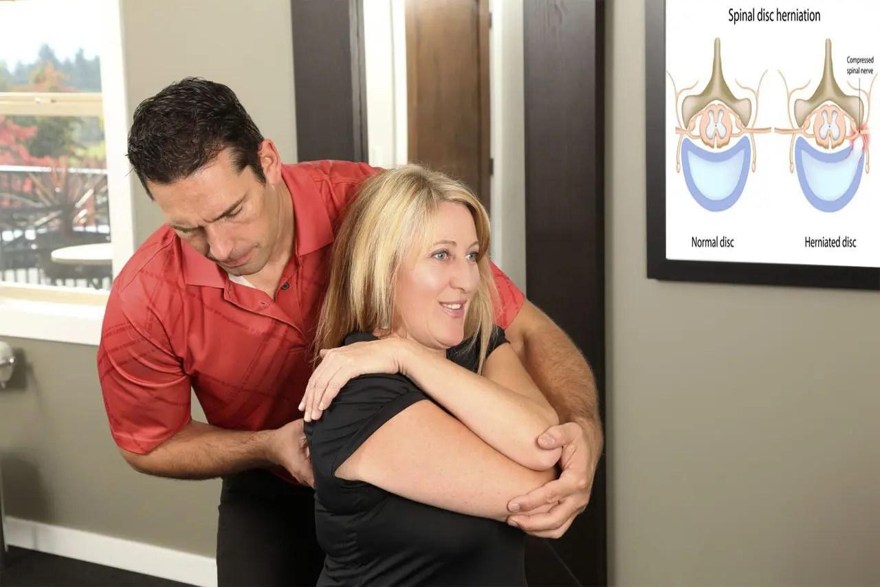 Asumiendo un papel activo en la salud espinal personal
