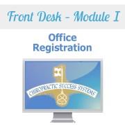 Front Desk Module II