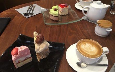 【東京】落ち着いてゆっくりできるcafe🎵表参道アイスケーキのお店 グラッシェル表参道店♡