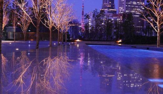 東京タワーが綺麗に見える✨「東京タラレバ娘」ロケ地はココ👍