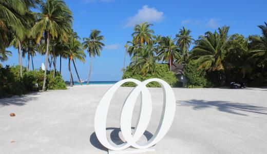 モルディブ旅行ならワンアンドオンリーの一択!!極上リゾートでのハネムーン体験記♡