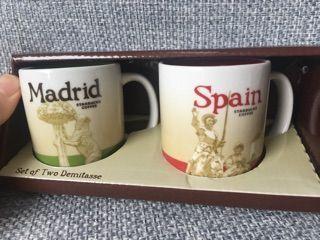 スタバ✨マグカップコレクションNo.2  Spain Madrid🇪🇸