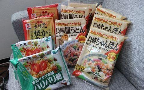 ✨ふるさと納税✨麺好きのための長崎麺セット