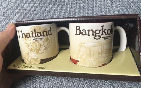 スタバ✨マグカップコレクションNo.6 Thailand Bangkok🇹🇭