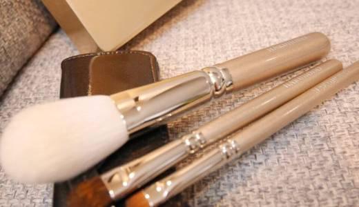 白鳳堂の化粧筆をプレゼントして頂きました♪大人女子は持ちたいアイテム