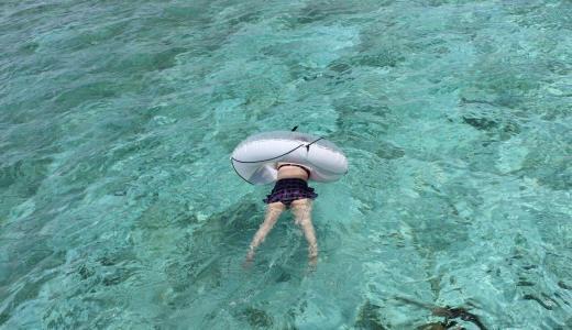 モルディブ♡新婚旅行 One&Only Reethi Rah Maldives Day2-④〜ヴィラから直接海に〜