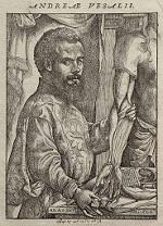 ベサリウス肖像画