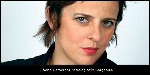 Rhona Cameron Comedienne