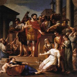 vien-joseph-marie-marcus-aurelius-distributing-bread-to-the-people-joseph-marie-vien