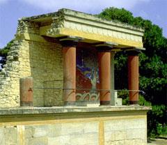 The Palace of Minos, Knossos