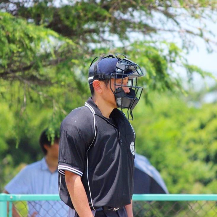 豊橋市 少年野球 審判