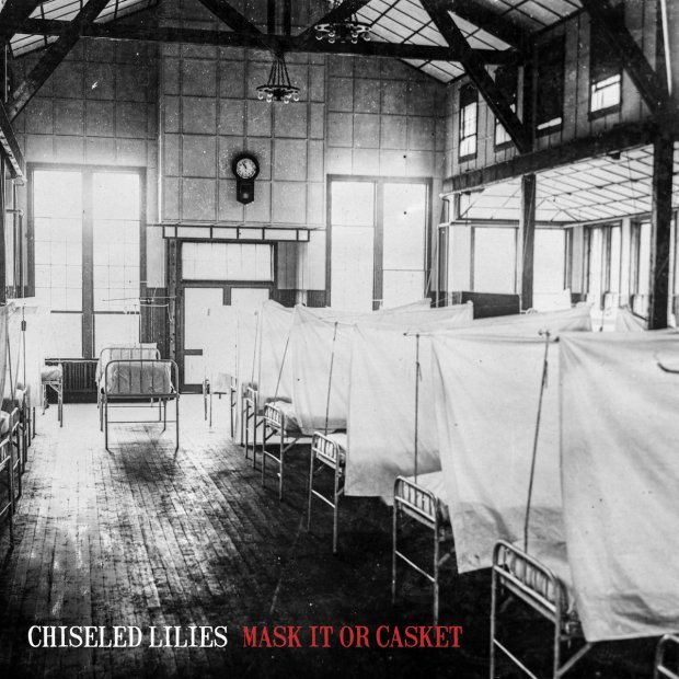 Mask It or Casket album artwork