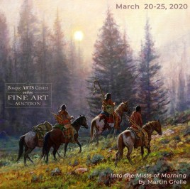 Into The Mists Of Morning by Martin Grelle