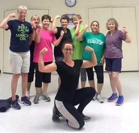 Goodall-Witcher Fitness & Wellness Center offers a variety of exercise classes.
