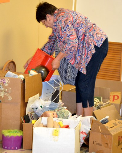 The popular Bosque Animal Rescue Kennels rummage sale is rescheduled for July 31 and Aug. 1