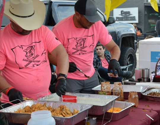 Because of COVID-19 pandemic concerns lovers of bacon and music will have to forgo the immensely popular and crowd-pulling Bacon Bash on Oct. 17 in Cranfills Gap this year.