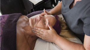 facial treatment at The Beauty Rooms Chislehurst