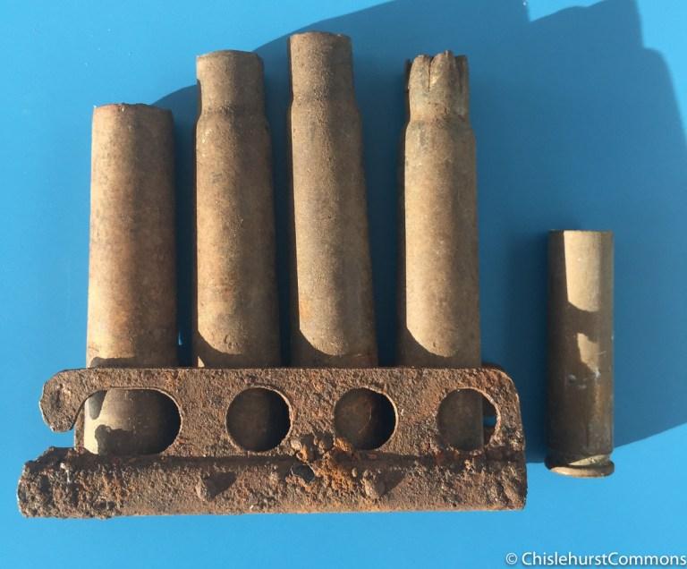 WW2 Ammunition