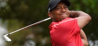 """Tiger Woods """"encantado"""" de estar en la Copa de Presidentes de golf"""