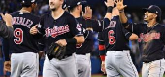 Indios extienden racha de victorias seguidas a 21; Yankees y Filis ganan