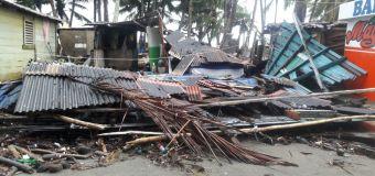 Los daños del huracán María son cuantiosos y en todo el país