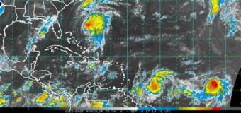 Cerca de otro huracán, se llama Lee