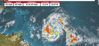María está pintando feo, se convierte en un huracán