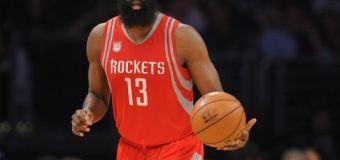 Rockets dan primer aviso; James salva a Cavaliers; grave lesión de Hayward