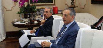 Presidente Danilo Medina se reúne con miembros Unidad Desarrollo Agroforestal
