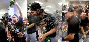 Dodgers barren a D-backs, Yankees fuerzan juego decisivo